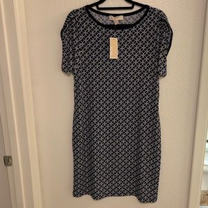 *NWT* Michael Kors navy dress